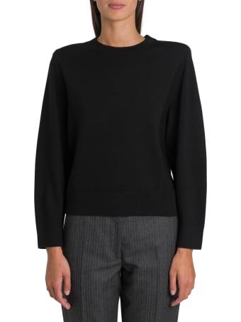 Dries Van Noten Padded Shoulder Sweater
