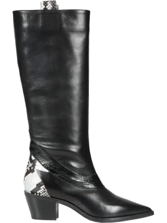 Alchimia High Boots With Pointed Toe