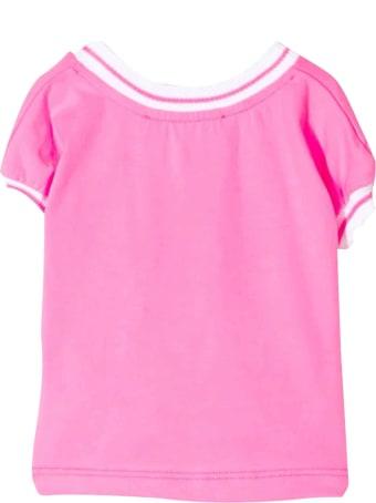 Miss Blumarine Pink T-shirt