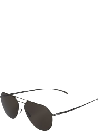 Mykita + Maison Margiela Curved Arms Sunglasses