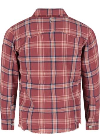 Mouty Paris Multicolor Boy Shirt With Metallic Details