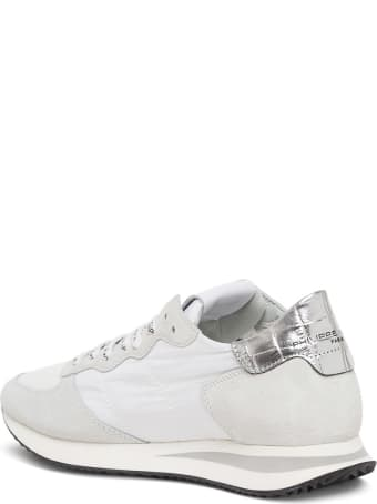 Philippe Model Trpx L Sneakers In Leather