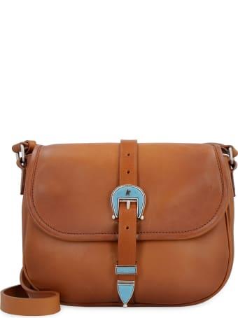 Golden Goose Rodeo Leather Crossbody Bag