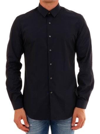 Vangher Classic Shirt Blue