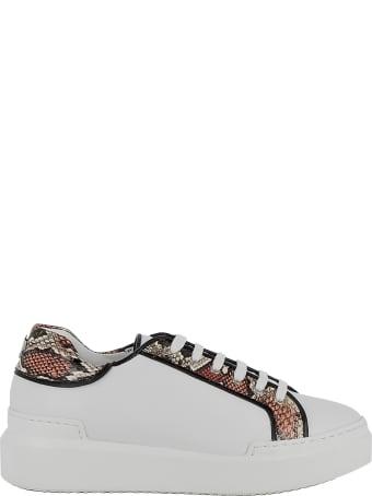 Paula Cademartori Multicolor Leather Sneakers