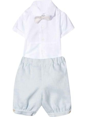 La stupenderia Kids White Suit