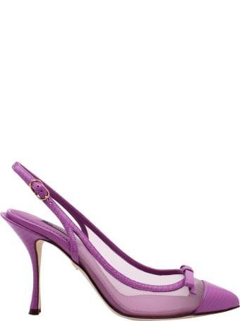 Dolce & Gabbana Leather Pumps