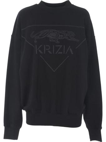 Krizia Logo Sweatshirt