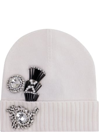 Pinko Secco Knitted Beanie