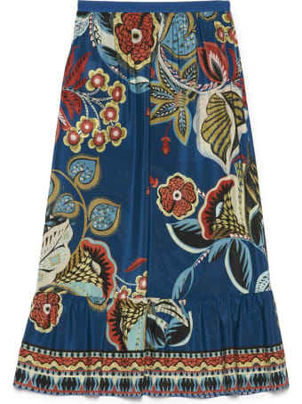RED Valentino 'fiori Sinuosi' Skirt