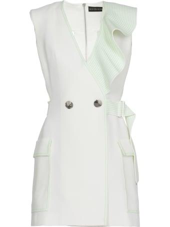 David Koma Asymmetric Dress