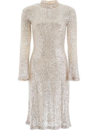 L'Autre Chose Sequins Dress