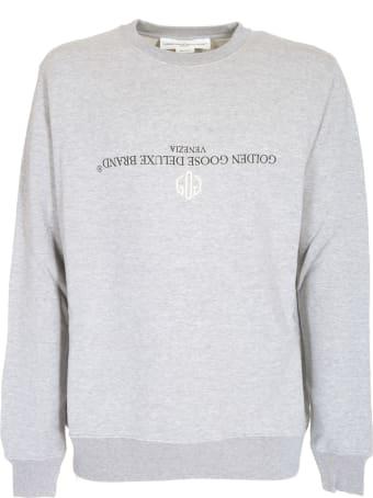 Golden Goose Reversed Logo Sweatshirt