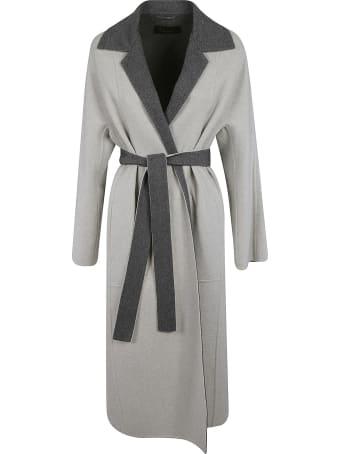 Loro Piana Belt-tie Long Coat