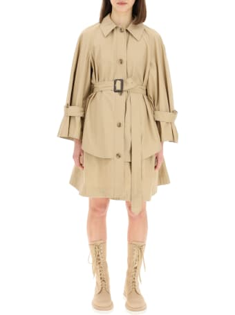 Moncler Dungeness Trench Coat 1