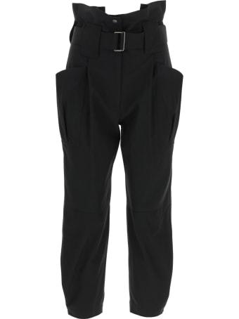 Kenzo Paper Bag Trousers