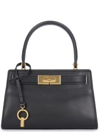 Tory Burch Lee Radziwill Leather Handbag