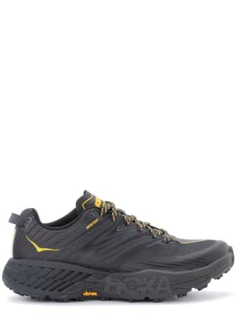 Hoka One One Speedgoat 4 Sneaker In Black Gore-tex®