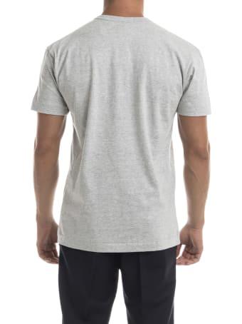 Comme des Garçons Play Mens Tshirt Play Logo
