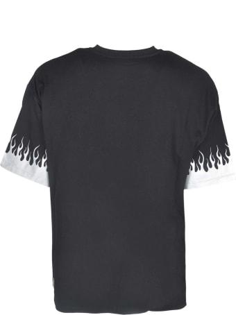 Vision of Super Tshirt Reflective Flames