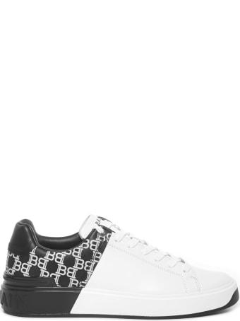 Balmain Paris B-courts Sneakers