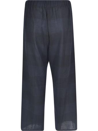 A Punto B Stripe Print Trousers