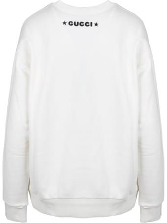 Gucci L S Cw Nk Sweatshirt