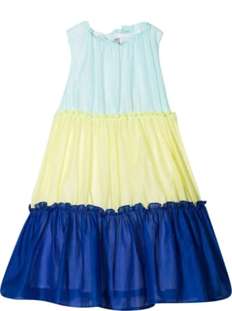 Il Gufo Flared Dress