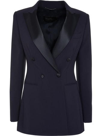 Max Mara Lolly Double Breasted Blazer