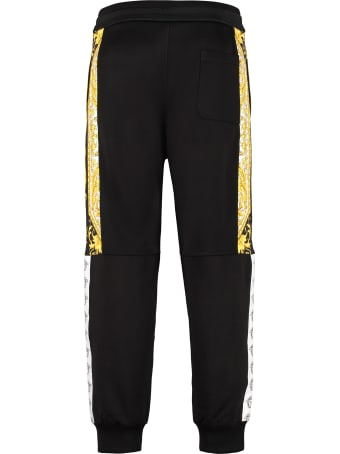 Versace Contrasting Side Stripes Track-pants