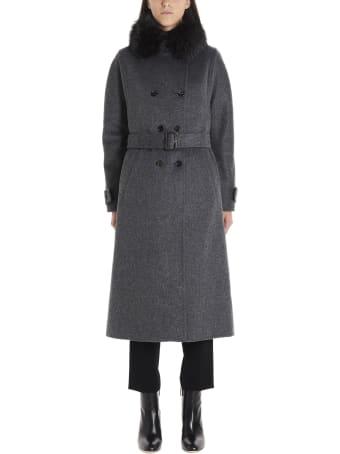 Moorer 'gelsomino' Coat