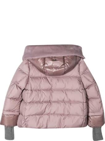 Herno Pink Down Jacket