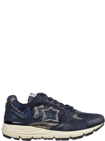 Atlantic Stars  Shoes Leather Trainers Sneakers Mira