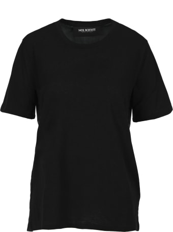 Neil Barrett Panelled Loose-fit T-shirt