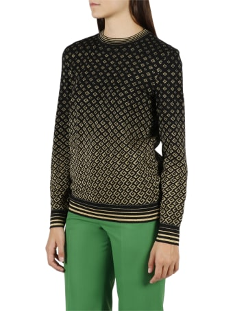 Gucci Geometric G Sweater