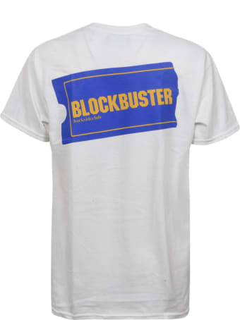 Backsideclub Blockbuster T-shirt