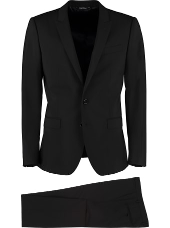 Dolce & Gabbana Martini Virgin Wool Suit