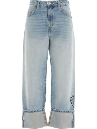 Diesel 'd-reggy' Jeans