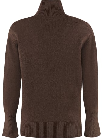 Agnona Cashmere Turtleneck Sweater