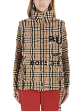 Burberry 'sterling' Vest