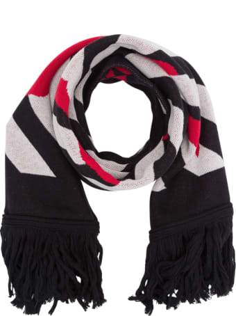 Off-White Bats Scarf