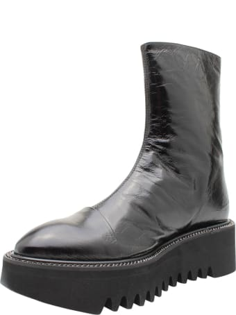 Ras Leather Boots