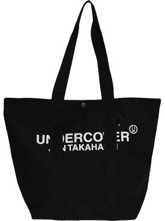 Undercover Jun Takahashi Undercover Logo Printed Tote