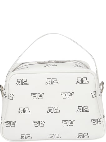 Courrèges Iconic Day Shoulder Bag