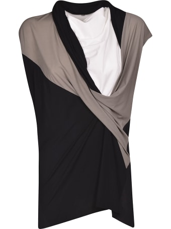 Rick Owens Lilies Babel Top