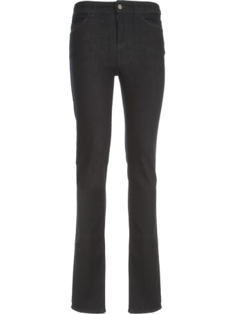 Emporio Armani High Waisted Jeans