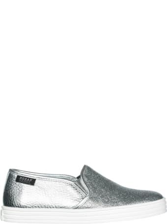 Hogan Rebel R141 Slip-on Shoes
