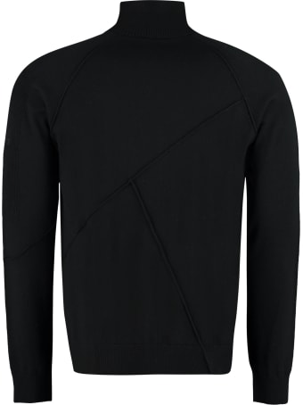 A-COLD-WALL High Collar Zipped Cardigan
