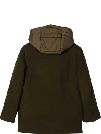 Herno Khaki Coat