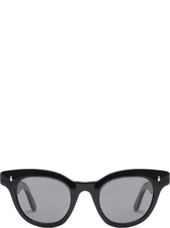 L.G.R. L.g.r. Turkana Skin Black Sunglasses